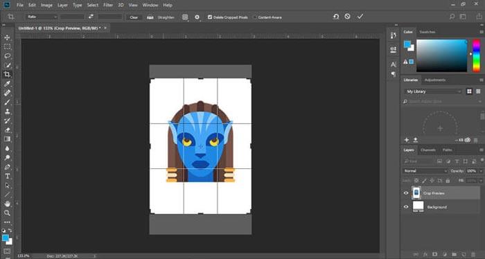 Cách quy đổi ảnh thẻ 3x4 về đơn vị pixel