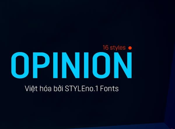 Các lưu ý trước khi sử dụng Font SVN