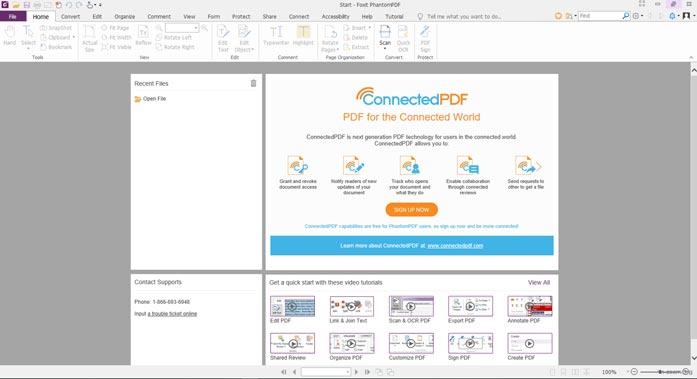 Download Foxit Reader để trải nghiệm những tính năng tuyệt vời