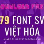 Font SVN là gì? Sơ lược về font SVN mà bạn cần biết