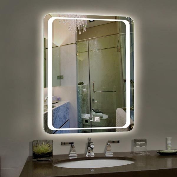 Gương phòng tắm có đèn LED