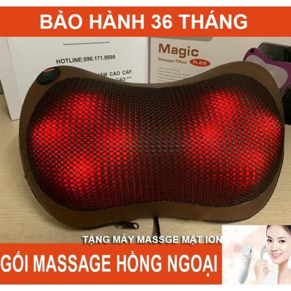Một số hình ảnh gối Massage