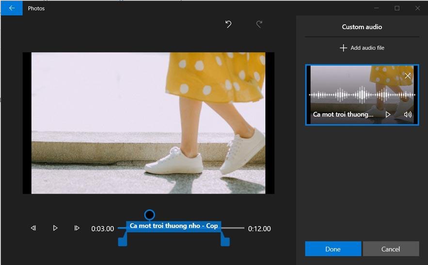 Ghép nhạc vào video online để mang đến video chất lượng hơn