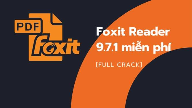 Giới thiệu phần mềm đọc file PDF – Foxit Reader
