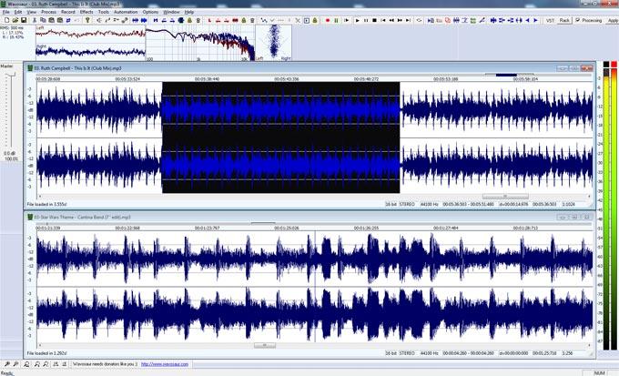 Hướng dẫn tách lời bài hát bằng Wavosaur