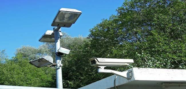 Lắp đặt camera tại Quận 8
