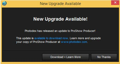 """Nếu phần mềm yêu cầu Upgrade thì bạn chọn """"No Thanks"""" Rồi bạn chọn """"Next"""" để cài"""