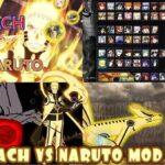 Naruto vs Bleach 3.5, hướng dẫn chơi Bleach 3.5 mới nhất
