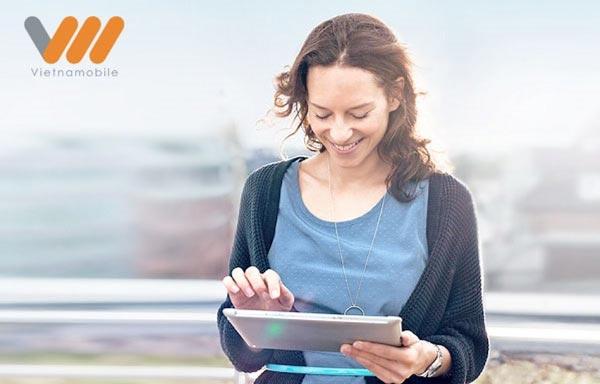 Nhà mạng Vietnamobile luôn mang đến chi khách hàng sự tin tưởng tuyệt đối