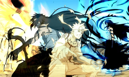 Phiên bản game Bleach vs Naruto 3.2