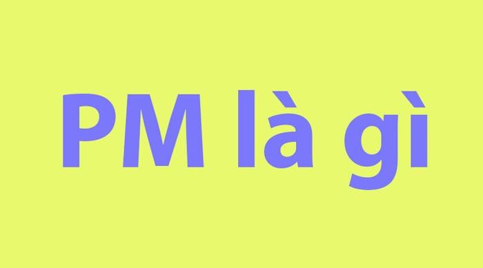 Pm có nhiều ý nghĩa khác nhau