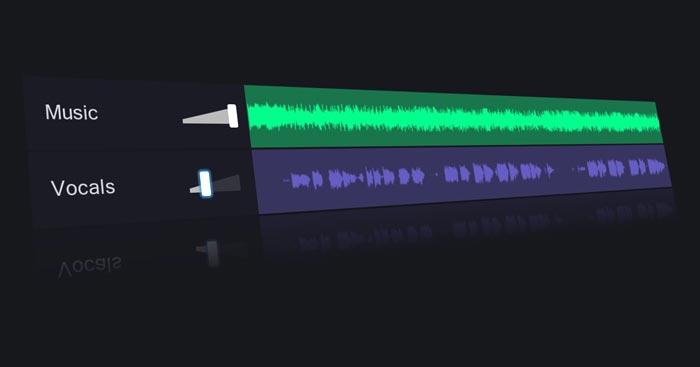 Tách lời bài hát bằng Vocal Remover lấy từ những video trên Youtube