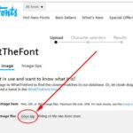 Cách tìm font chữ bằng hình ảnh online chi tiết nhất năm 2021