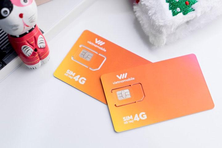 3G Vietnamobile cho thuê bao trả sau