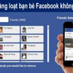 2 cách lọc bạn bè trên facebook nhanh chóng – hiệu quả