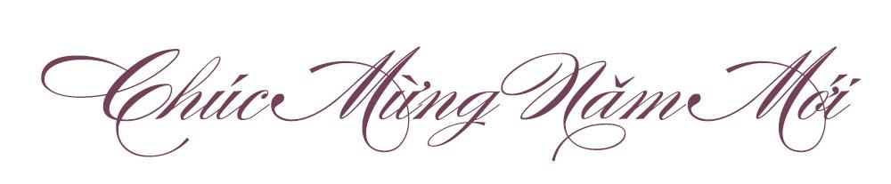 Font chữ viết tay thư pháp là một lựa chọn tuyệt vời cho những ai yêu thích sự hoài cổ