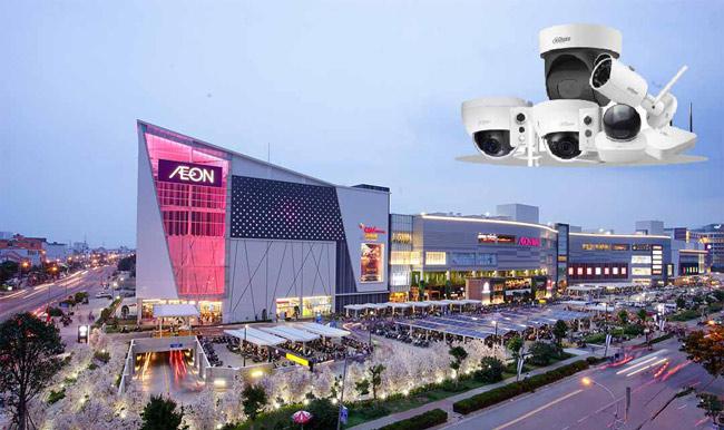 Lắp đặt camera tại Quận Tân Phú