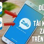Cách cài 2 Zalo trên iPhone không cần jailbreak