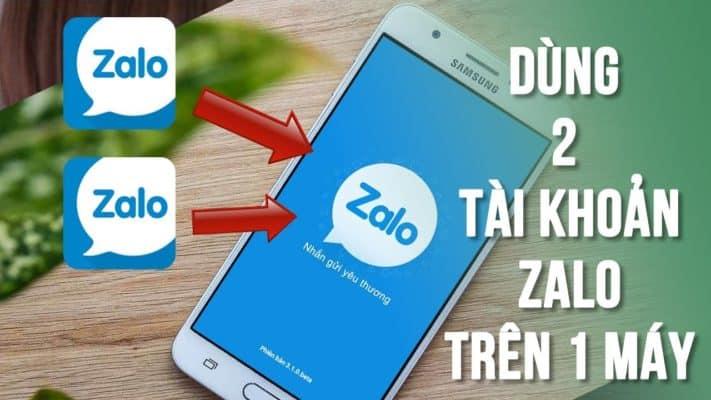 Cách đăng nhập 2 Zalo trên iPhone