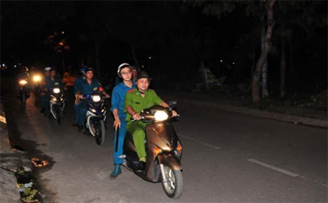 Tình hình an ninh, an toàn tại Quận Bình Tân