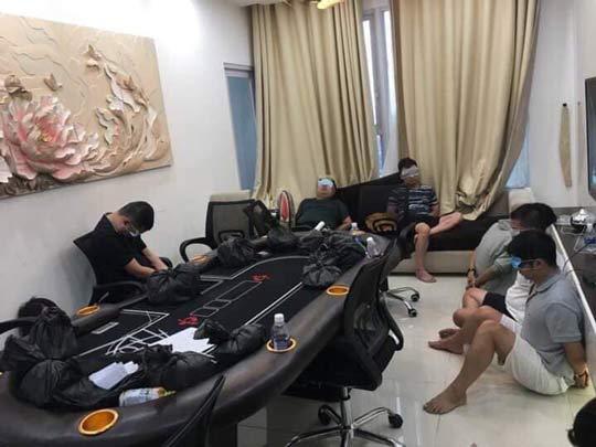 Tình hình an ninh, an toàn tại Quận Phú Nhuận