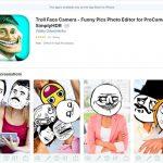 Các app chế ảnh troll siêu bựa trên iPhone mới nhất