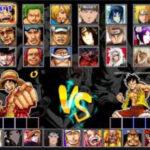 Hướng dẫn cách chơi game One Piece vs Naruto 4.0 dễ nhất