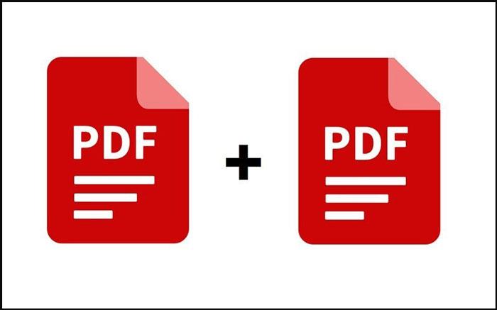 Ghép file PDF online miễn phí nhanh chóng, đơn giản
