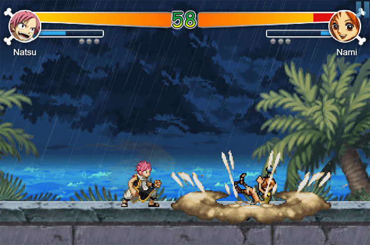 Giới thiệu về tựa game One Piece vs Fairy Tail