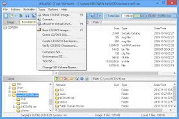 Làm sao để sử dụng hiệu quả phần mềm UltraISO