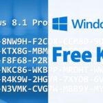Hướng dẫn sử dụng Product Key Win 8.1 và chia sẻ Key Win 8.1