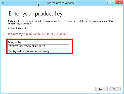 Tập hợp những key Win 8.1 trong phiên bản Enterprise