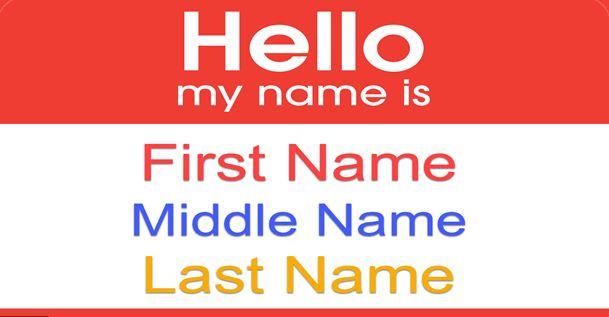 Cách viết họ tên trong tiếng anh