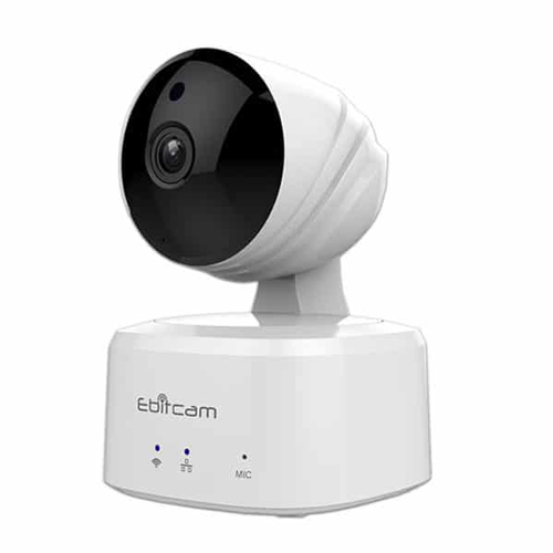 Camera 360 WiFi – Ebitcam 1.0 MP HD 720