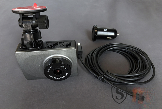 Camera hành trình Xiaomi YI Car Smart Dashcam 1296p