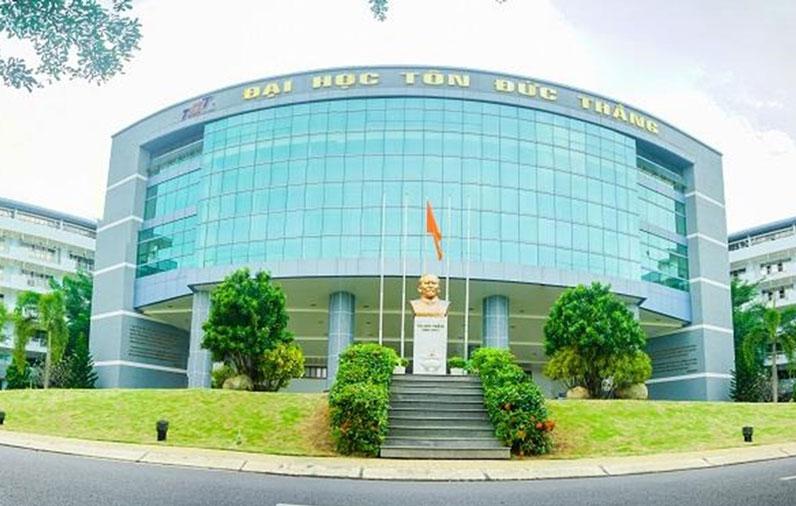 Đại học Tôn Đức Thắng có khuôn viên rộng lớn