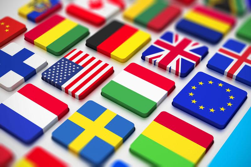 Dịch thuật đa ngôn ngữ là thế mạnh của dịch thuật 123