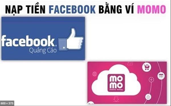 Mua sao facebook bằng ví MOMO