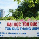Học phí đại học Tôn Đức Thắng 2021 – 2022 chính thức (Mới nhất)