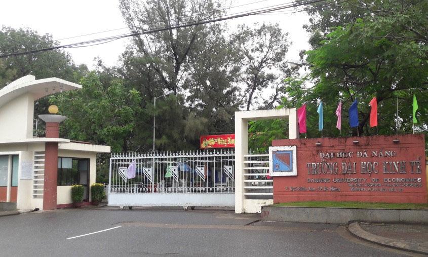 Trường đại học kinh tế Đà Nẵng tuyển sinh dựa vào hình thức xét tuyển