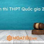 Lịch thi tốt nghiệp THPT Quốc gia 2021