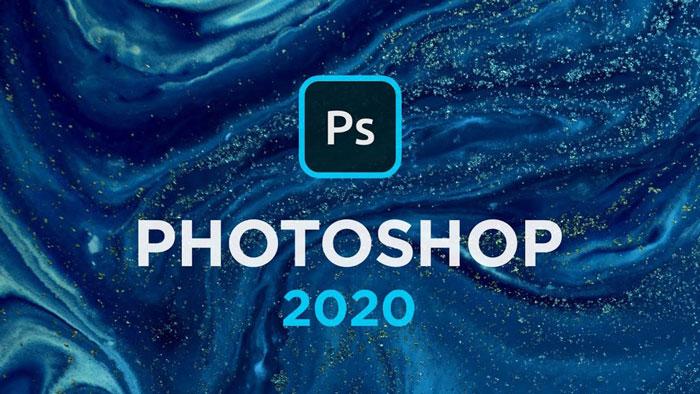 Hình ảnh phần mềm photoshop được sử dụng nhiều trong năm 2020