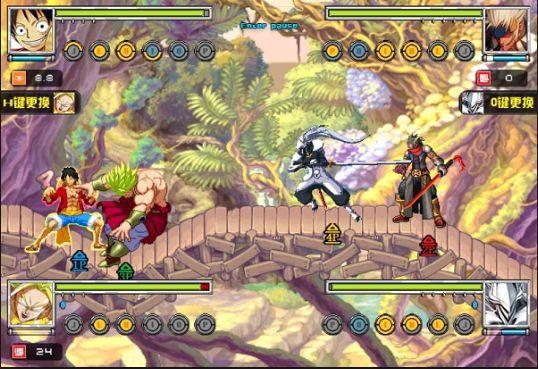 Hướng dẫn cách chơi game Anime Battle 3.8