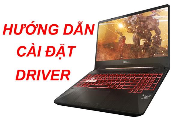 Hướng dẫn cài đặt full driver cho PC