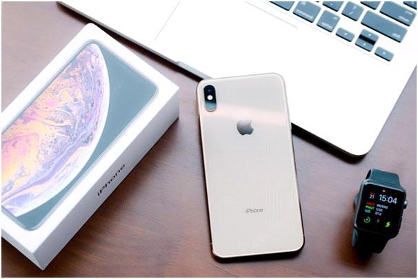 Iphone XS Max lock thiết kế thời thượng