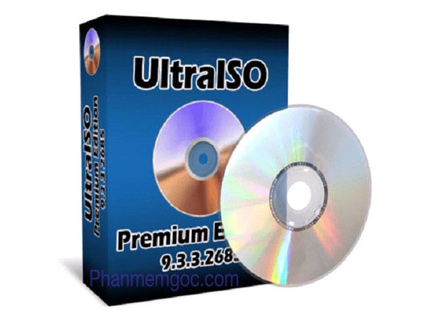 Key UltraISO - hỗ trợ tạo ổ đĩa ảo hữu ích