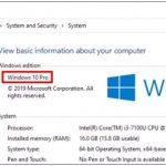 Cách share key Win 10 Pro & cập nhật phiên bản mới nhất