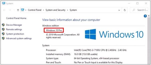 Kiểm tra bản quyền Win trên máy tính.