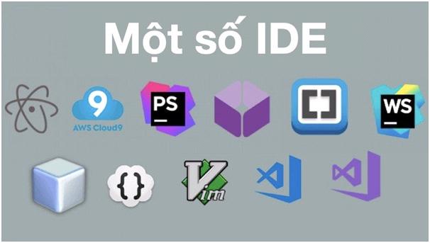 Một số loại IDE phổ biến