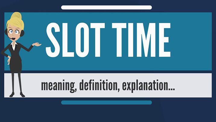 Một số ý nghĩa khác của từ slot trong các trường hợp, ngữ cảnh khác